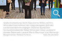 Donaukurier - Integrationspreis